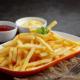 Comment accompagner les frites ?