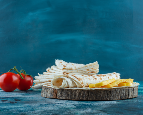 tortillas panées elma